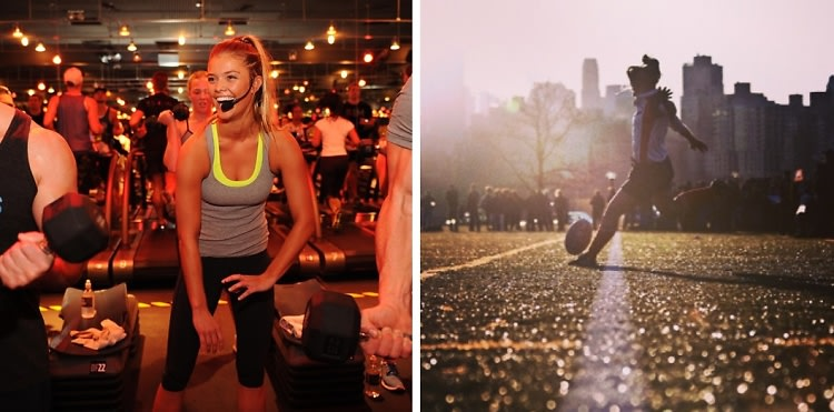 Affordable NYC Workout Classes
