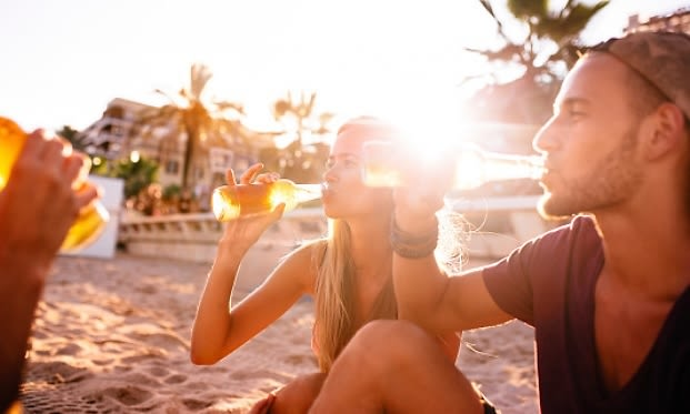 Spring Boozing Guide: How To Drink Beer & Not Get Fat