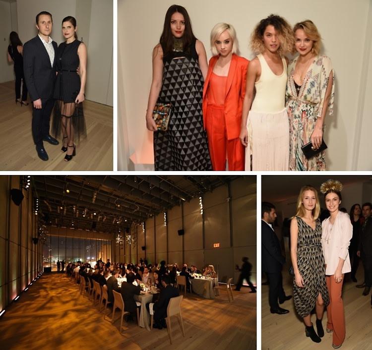 Jeremy Scott & Tali Lennox Celebrate Audi's Opening Year Partnership With The Whitney Museum