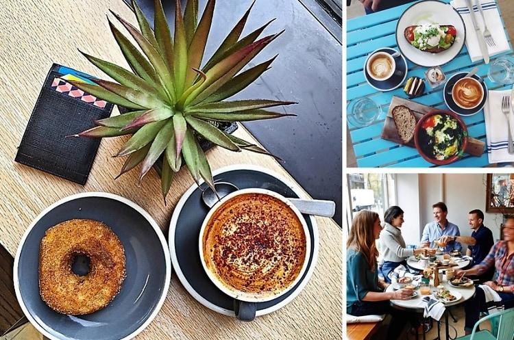 NYC Brunch Spots: Sunny Springtime Dining