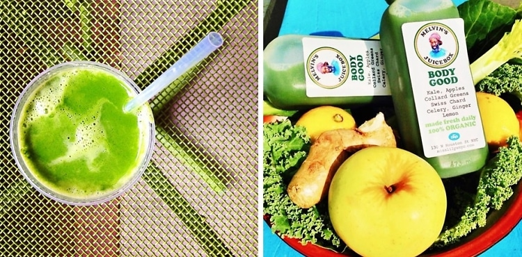 7 NYC Juice Bars To Kick Off Your Spring Cleanse