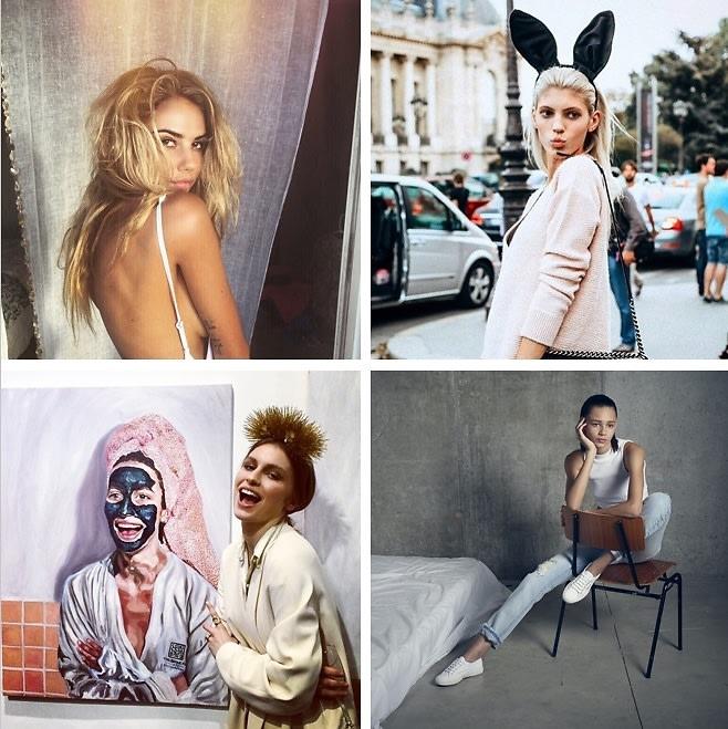 "12 ""It"" Models To Follow On Instagram Now"