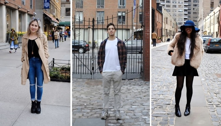 Campus Street Style: NYU Students Start The Spring Transition