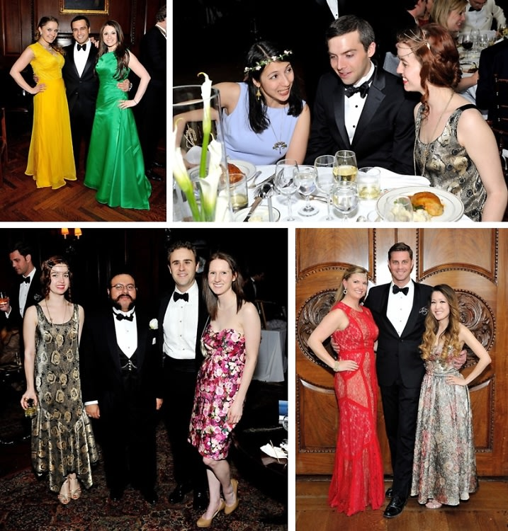 Inside The 4th Annual Quadrille Spring Soiree