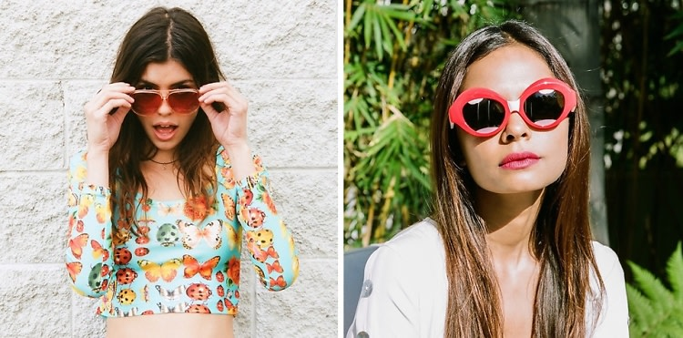 10 Statement-Making Sunnies Perfect For Spring