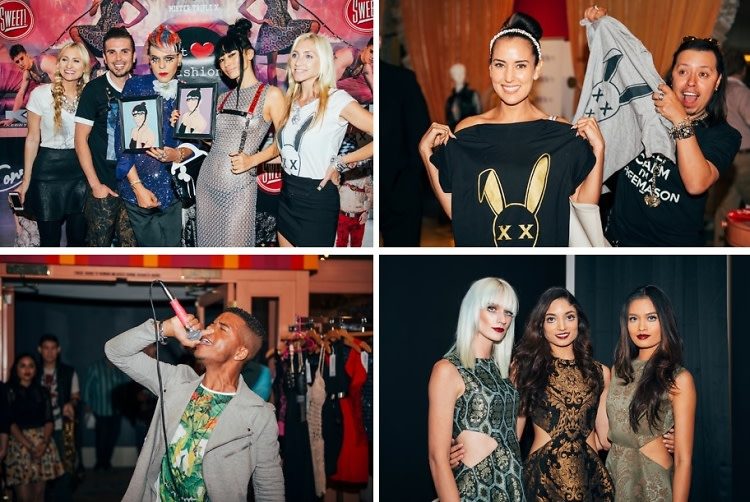 Inside The Mister Triple X BunnyLand Los Angeles Trunk Show & Fashion Event