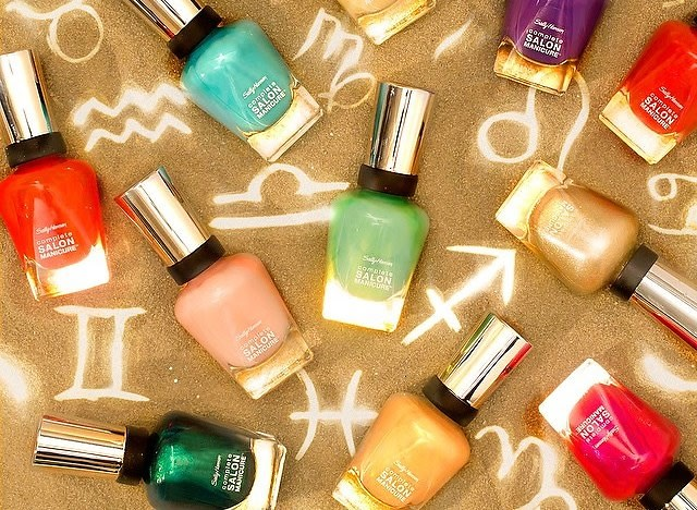 Find The Right Nail Color For Your Zodiac Sign