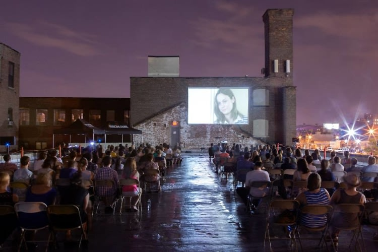 Your Guide To Rooftop Film Screenings In NYC