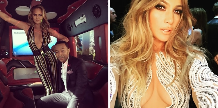 Instagram Round Up: Celebrity Moments At The Billboard Music Awards 2015