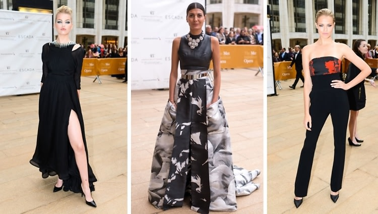 Best Dressed Guests: American Ballet Theatre's 75TH Anniversary Diamond Juibilee Spring Gala