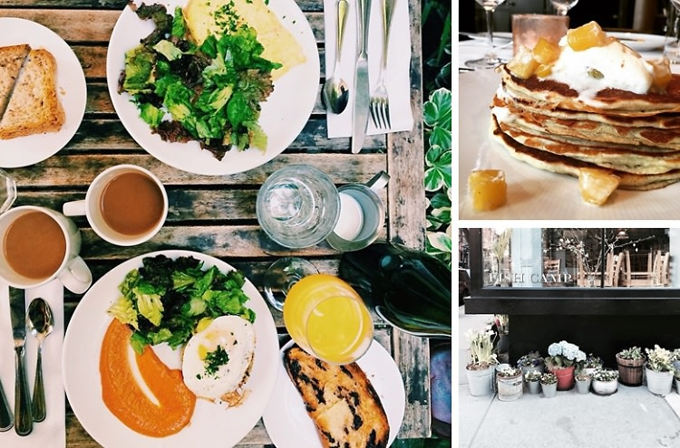 NYC Brunch Spots: All American Eats For Memorial Day Weekend