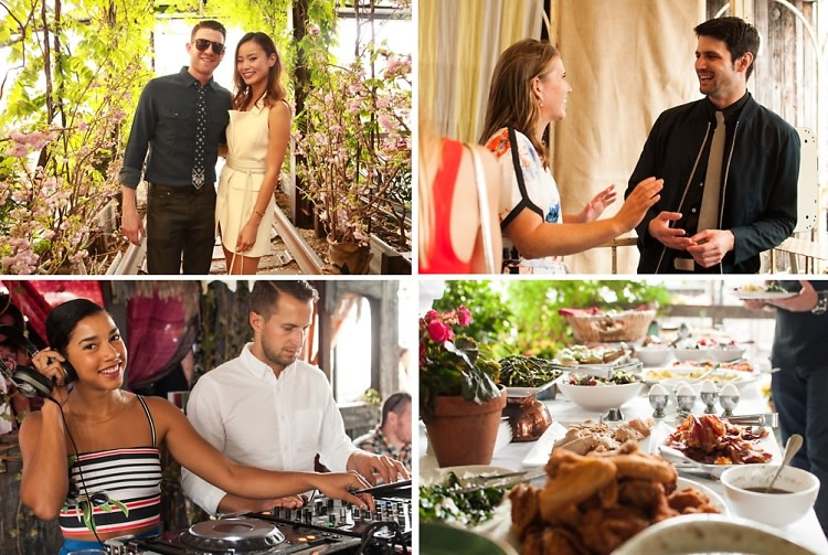 Bryan Greenberg Hosts The Olevolos Project Charity Brunch