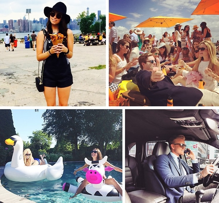 Rich Kids Of Instagram: The Hamptons Edition