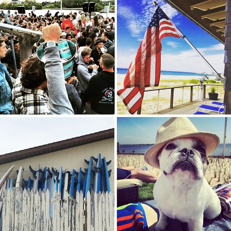 Instagram Round Up: How The Hamptons Does #MDW 2015
