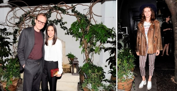 Jennifer Connelly & Paul Bettany Attend The Screening Of 'Aloft'