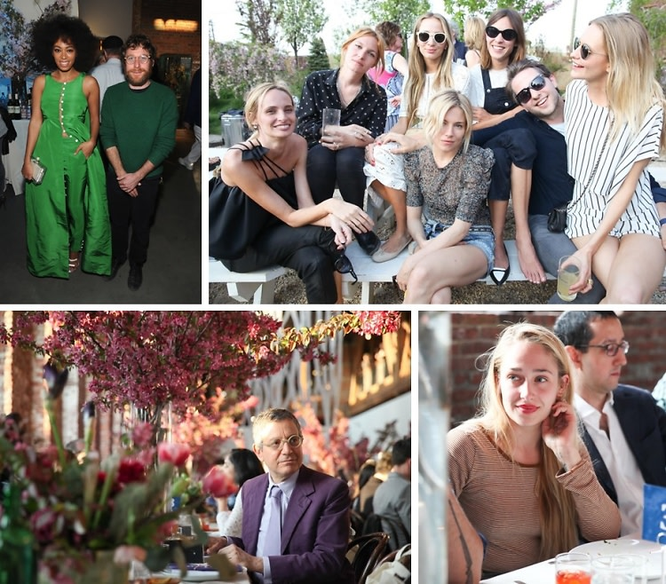 Solange Knowles & Sienna Miller Step Out In Brooklyn For Pioneer Works' 2nd Annual Village Fête