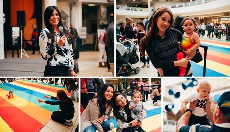 Inside The Diaper Derby At The Shops At Montebello