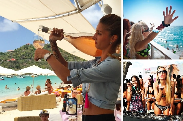 Summer 2015 Vaction Guide: The Top Party Destinations In The World