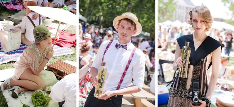 Best Dressed Guests: Gatsby Chic At The 10th Annual Jazz Age Lawn Party