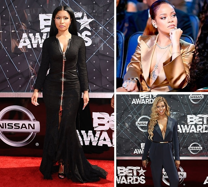 Best Dressed Guests: Our Top Looks From The 2015 BET Awards
