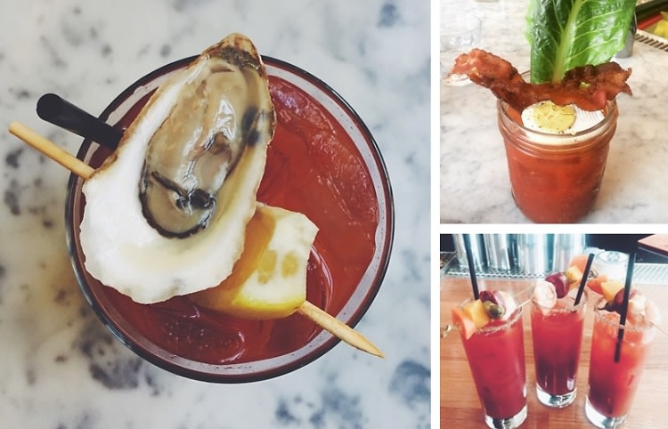 Sunday Bloody Sunday: NYC's Best Bloody Marys