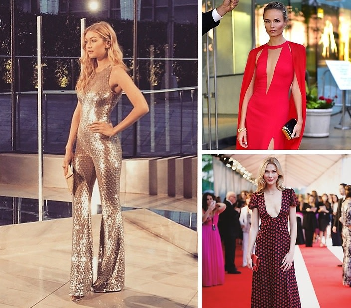 Best Dressed Guests: The Top Looks At The CFDA Fashion Awards 2015