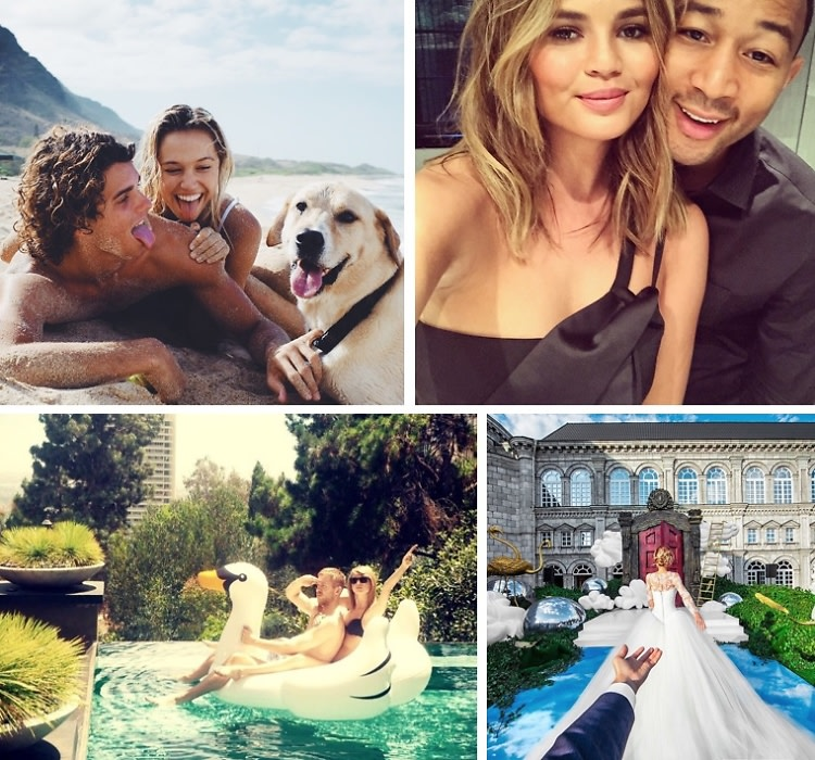 Relationship Goals: The 10 Cutest Couples On Instagram