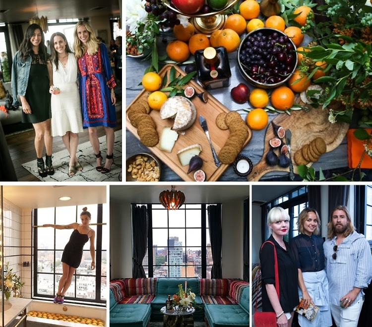 Guest Of A Guest & Cointreau Host A Summer Soiree At The Ludlow Hotel Penthouse