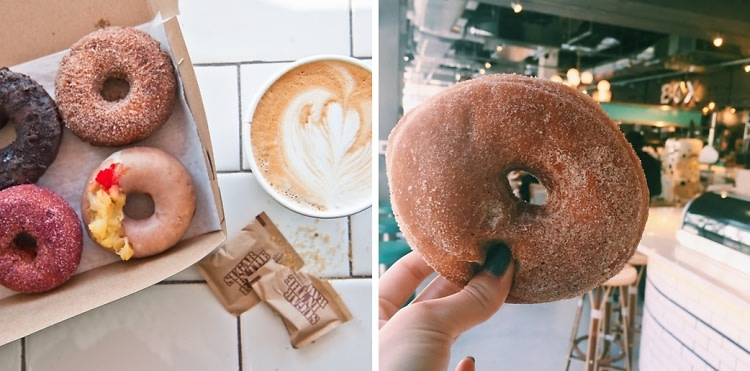 Where To Celebrate National Doughnut Day In NYC