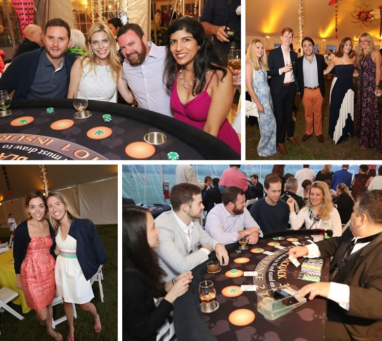 Soaring Into Summer At The East End Hospice Gala