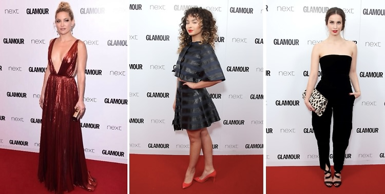 Best Dressed Guests: 2015 Glamour Women Of The Year Awards