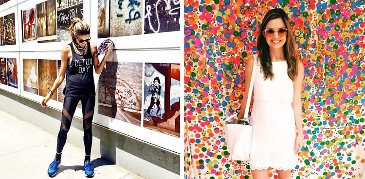 10 Artsy NYC Walls Perfect For Your Next #OOTD