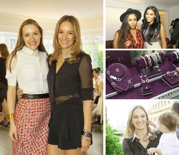 Inside The Charriol Jewelry Launch In NYC