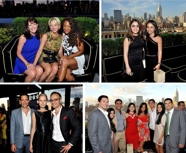 Inside The Children of Armenia Fund Summer Soiree
