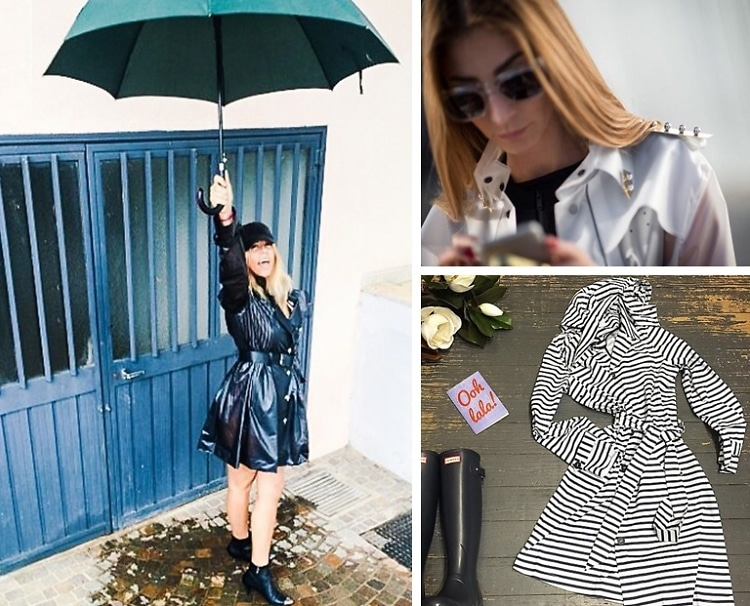 8 Stylish Raincoats Perfect For Summer Showers