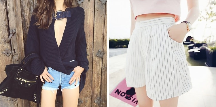 Shop The Perfect Summer Shorts For Your Body Type