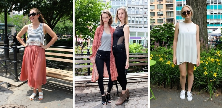 NYC Street Style: Unique Looks In Union Square