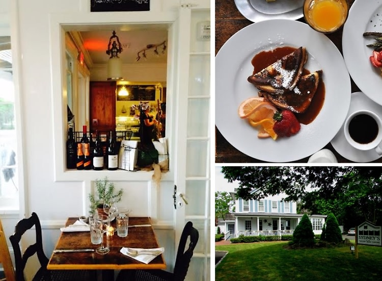 "Hamptons Hot Spot: Inside Sydney's ""Taylor"" Made Cuisine"