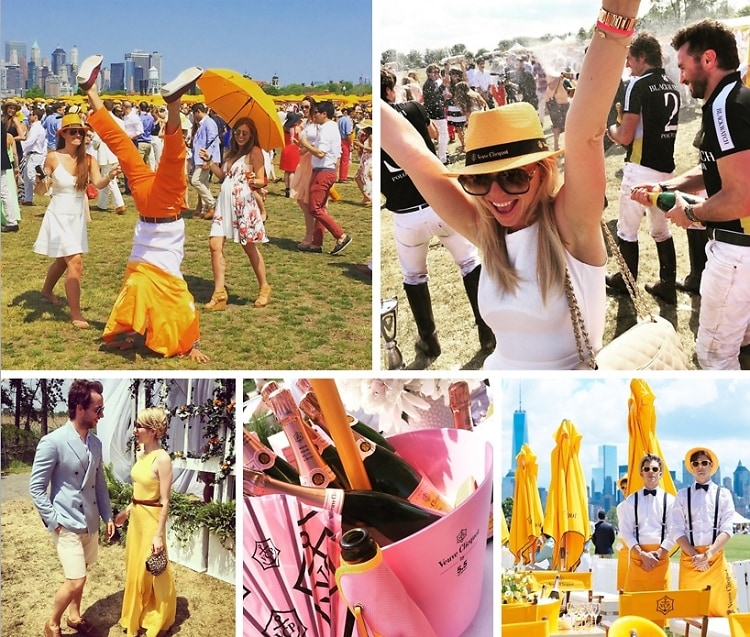 Instagram Round Up: The 8th Annual Veuve Clicquot Polo Classic