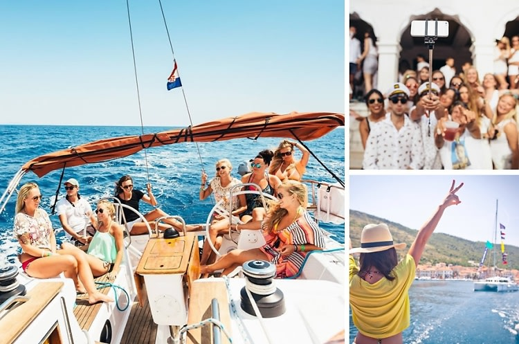 Everything You Need To Know About The Yacht Week (& Why It's The Ongoing Party Of The Summer)