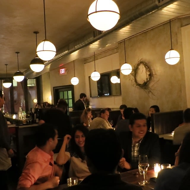 10 Perfect First Date Restaurants In Nyc