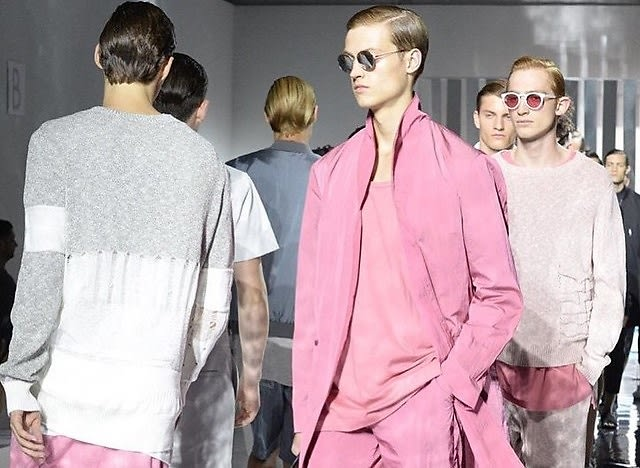 Runway Roundup: The Best Of New York Fashion Week: Men's