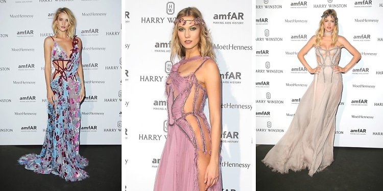Best Dressed Guests: Our Top Looks From The amfAR Paris Charity Event