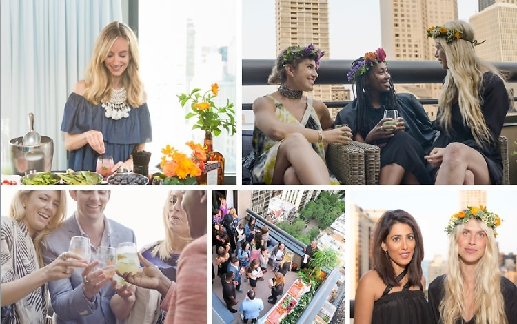 Cointreau Summer Soiree Celebrates The Launch Of Guest of a Guest Chicago