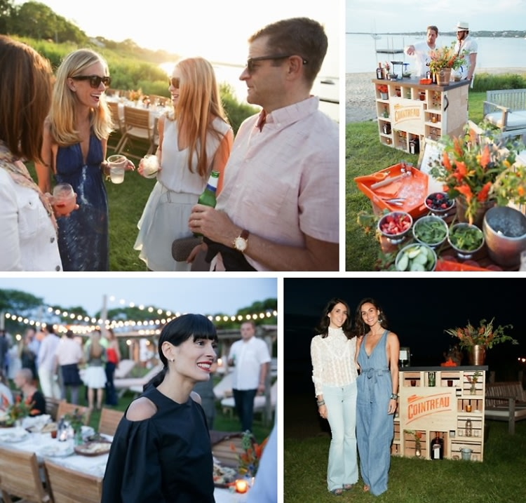 Guest Of A Guest & Cointreau Host A Summer Soiree At The Crow's Nest
