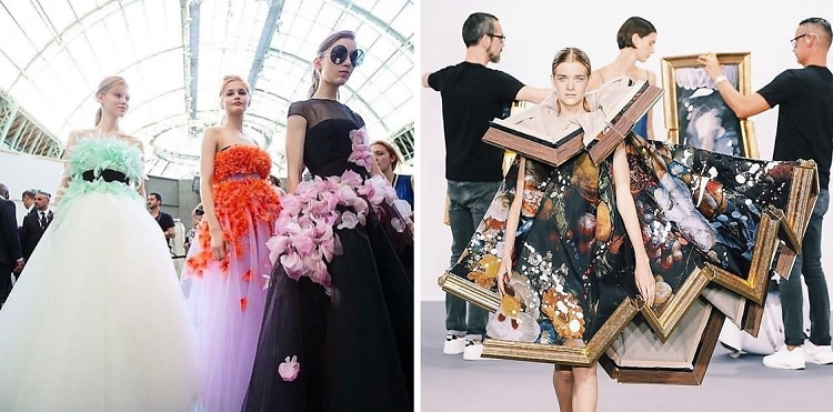 The Most Stunning Collections At Paris Couture Week AW 2015