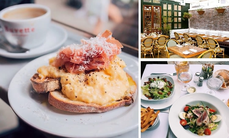 NYC Brunch Spots: Dining Like A Parisian Edition