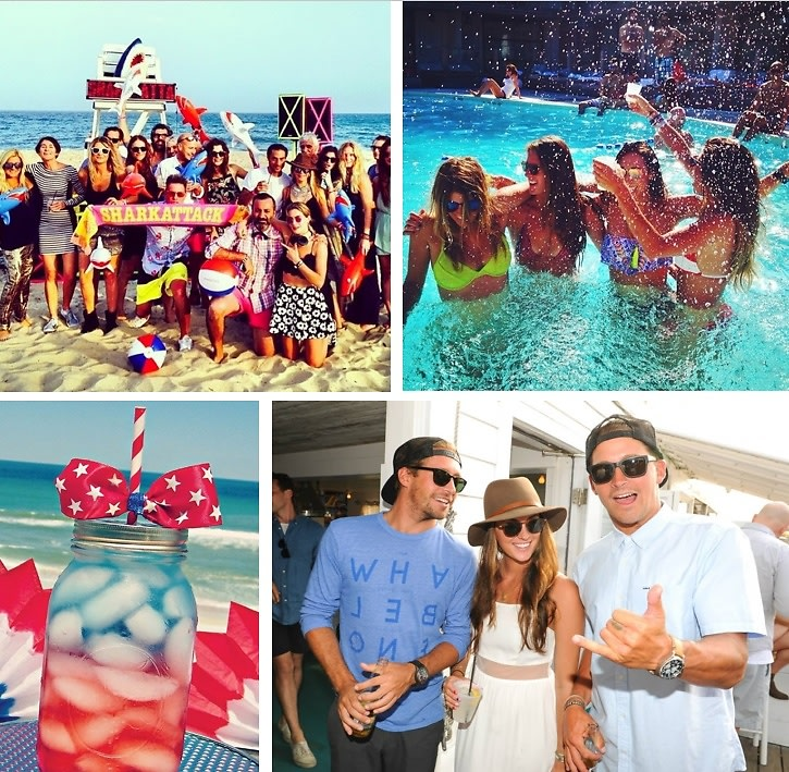 4th Of July 2015: Our Official Hamptons Party Guide