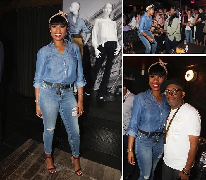 We Sang Karaoke With Jennifer Hudson & Soho Jeans