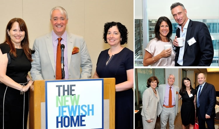 Inside The New Jewish Home Breakfast With Scott Simon